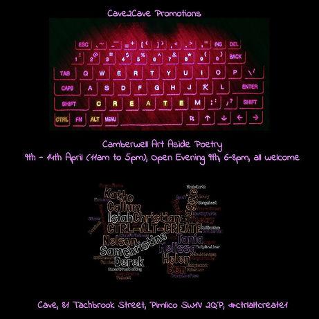 CTRL-ALT-CREATE poster
