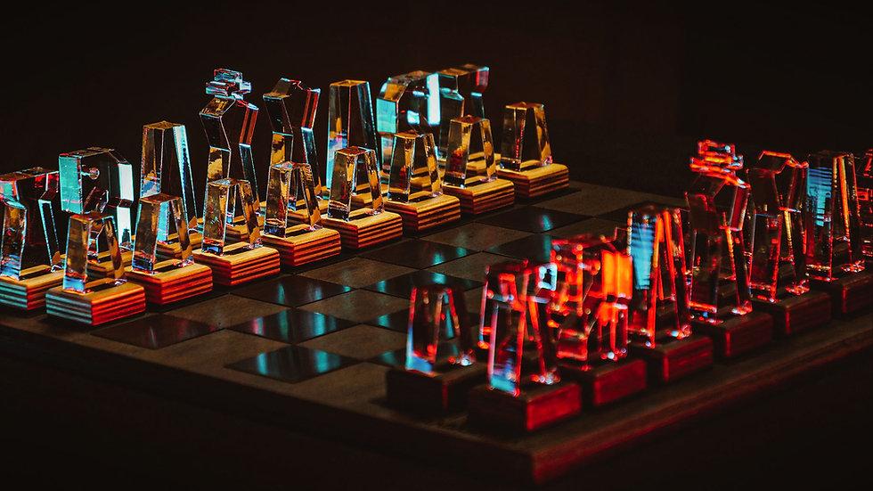 BRADABRADA chess, exclusive hand made chess,