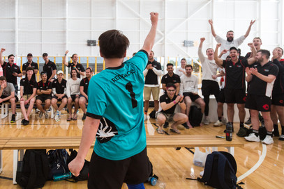 RIMT at Uni Sport Div 1 Nationals 2019