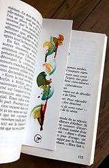 P.G.I. marque-page - Christine Magré art vibratoire