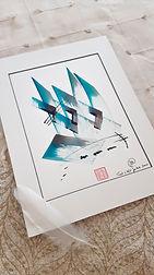 P.G.I. NYC VII - Christine Magré art vibratoire