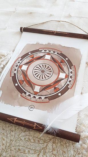 Mandala Portail