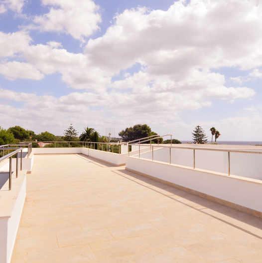 Terrace with 360º views