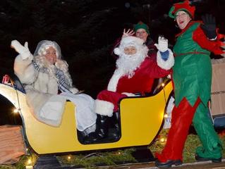 Parade du Père Noël