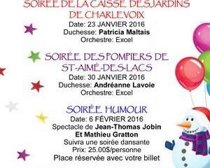 Carnaval de Saint-Aimé-des-Lacs