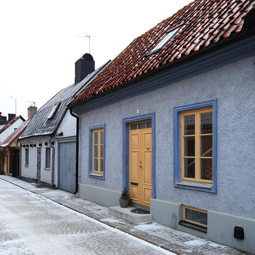 Visby winter