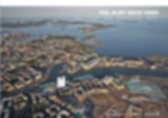 Jätkäsaari lisärakentaminen - Minihouse Nomad