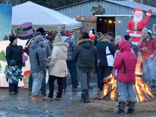 Retour sur la parade de Noël du 12 décembre dernier, un succès sur toute la ligne!!