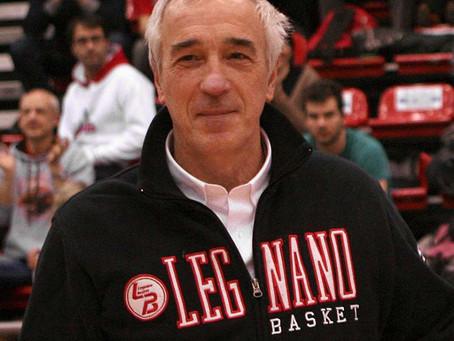 Marco Cavalleri Head Coach forgiato