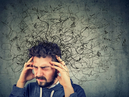 Is lack of stress a sign of failure?