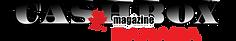 Cashbox Magazine Canada