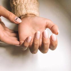 Nude Nails by Le diX concept Paris