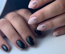 Nail art by Le diX concept Paris