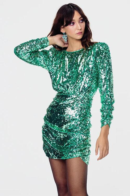 Marais Sequin Mini Dress