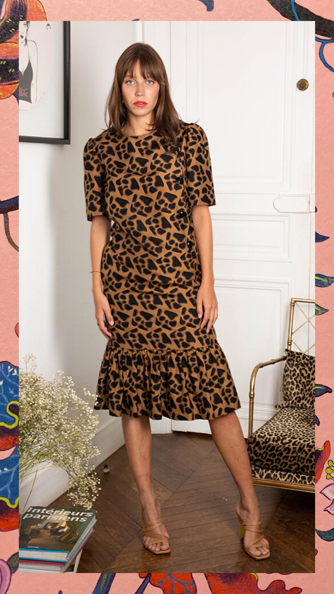 Celine Dress - 330€
