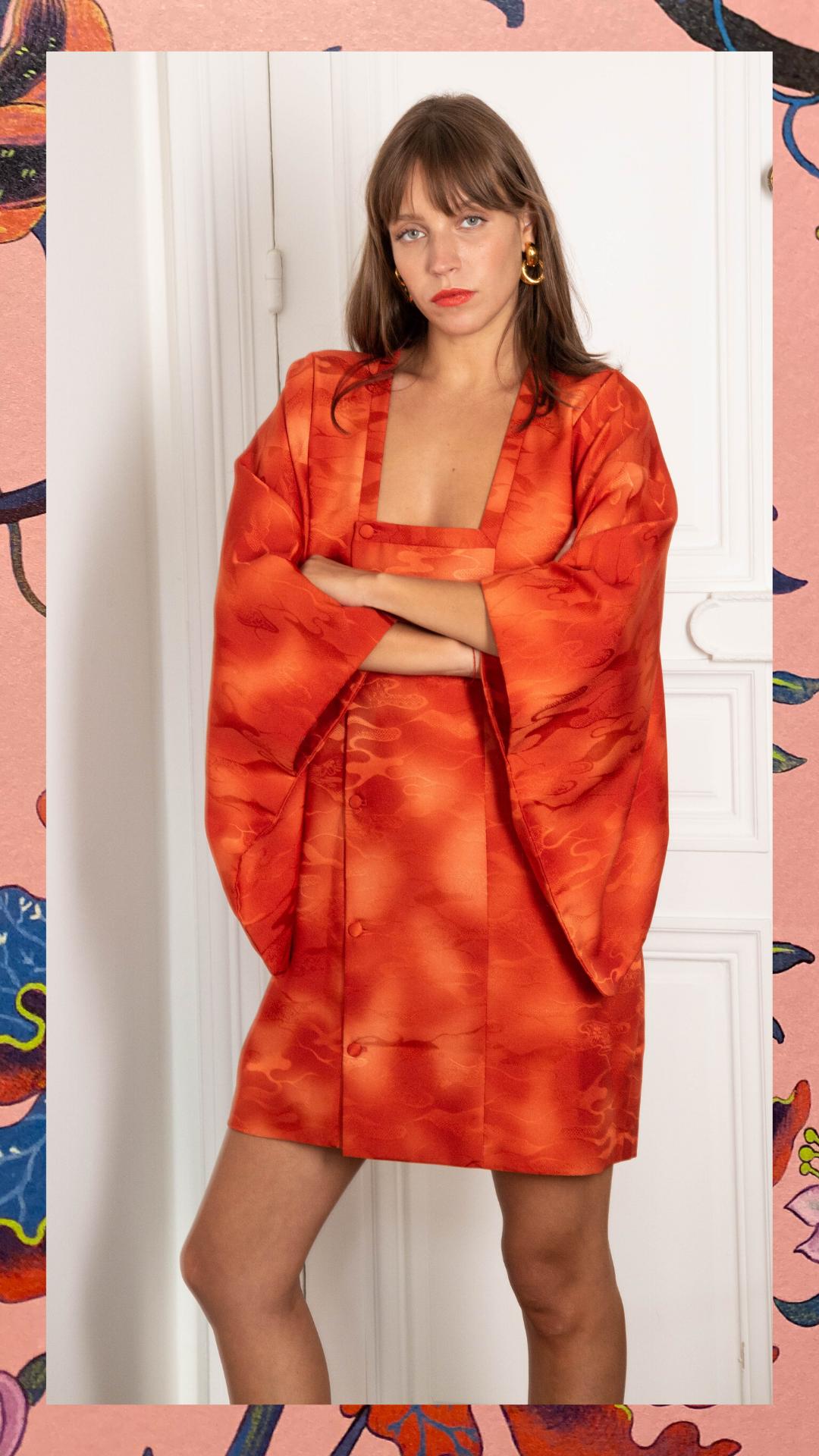 Jessy Dress - 190€