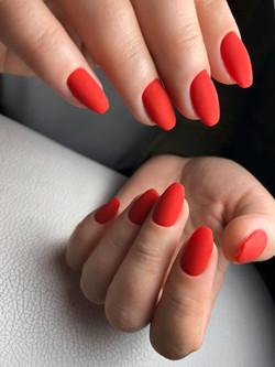 Matte Nails Le diX Concept Paris