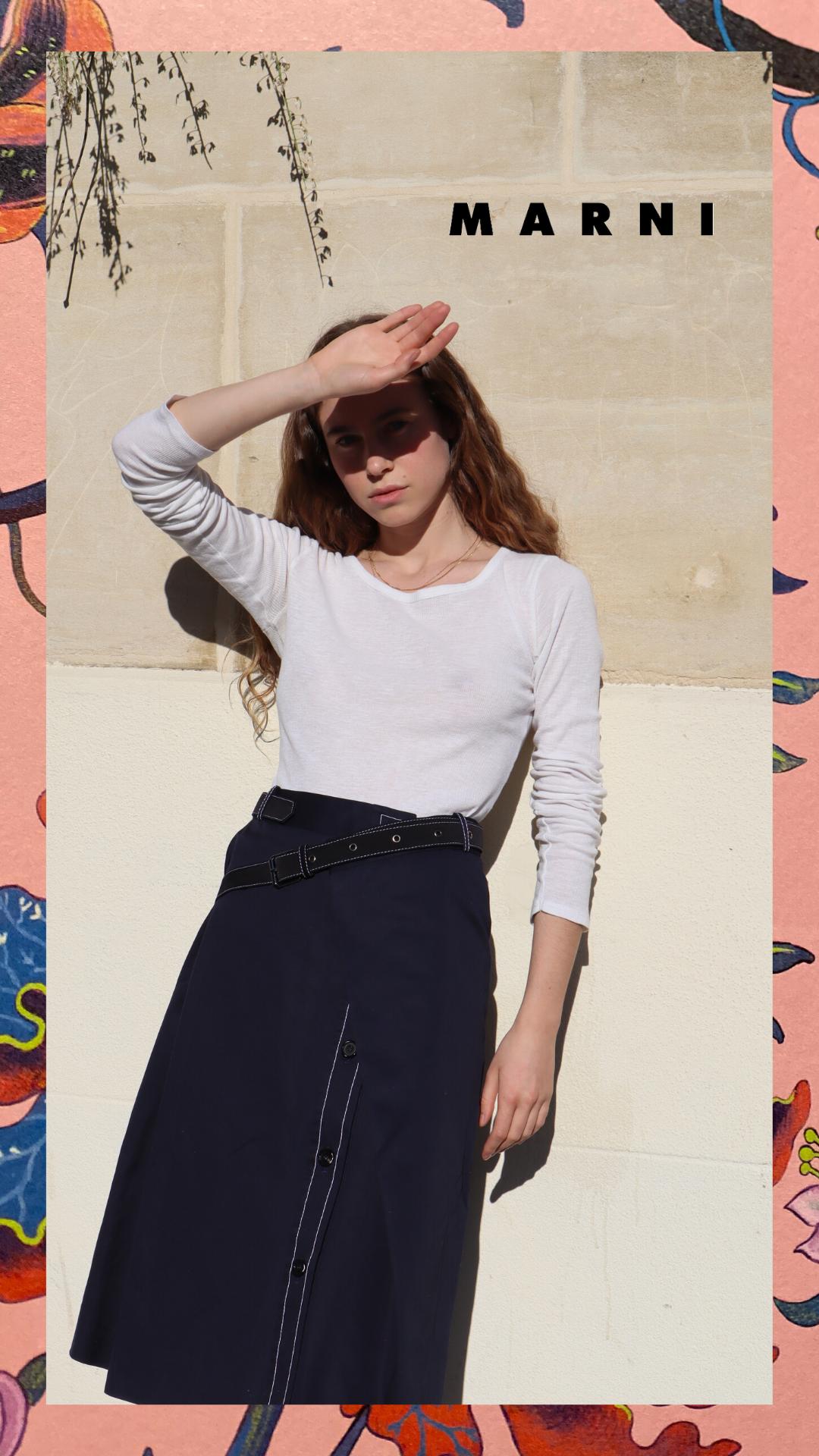 Marni Skirt - 270€