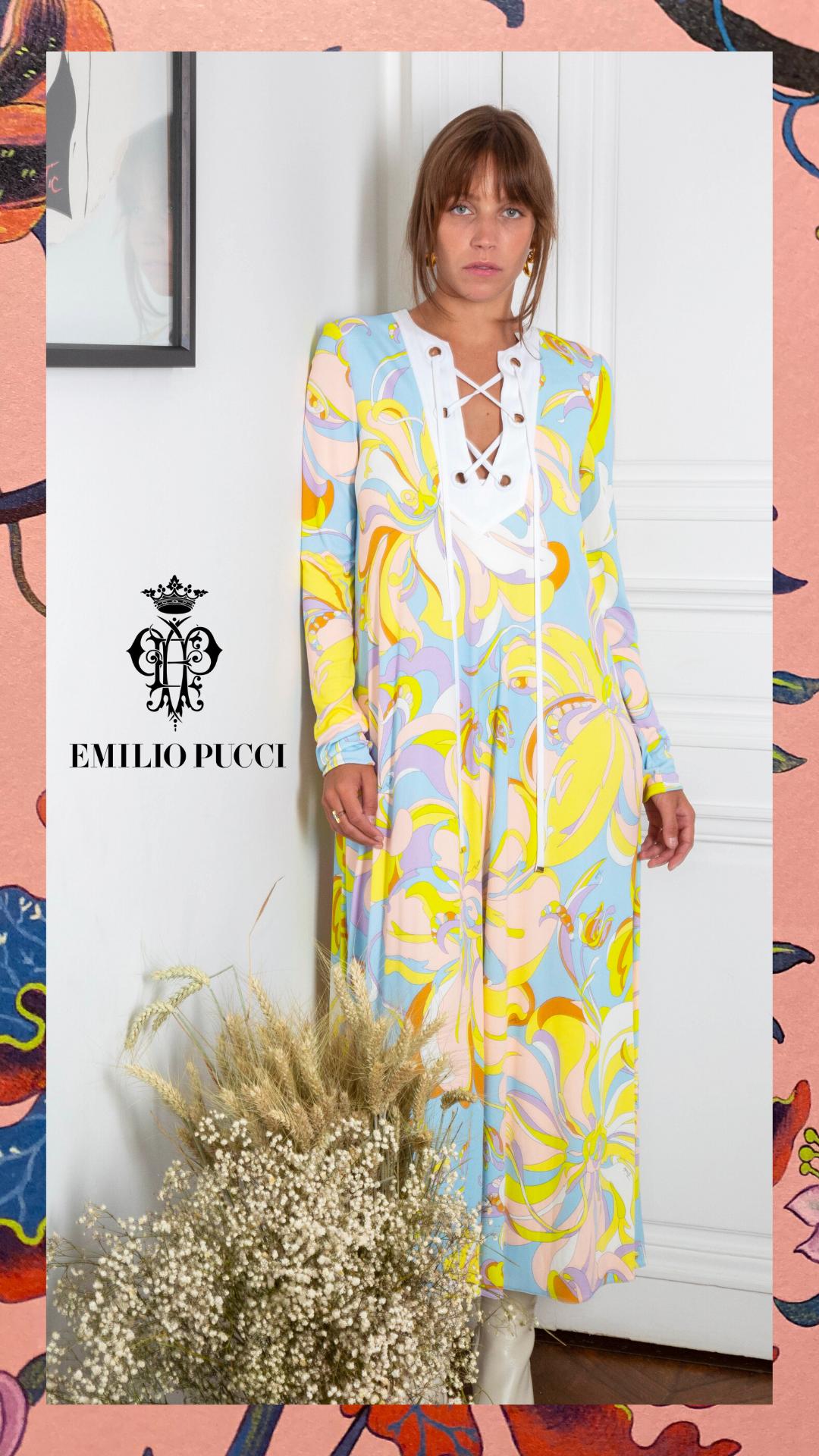 Emilio Pucci Dress - 800€