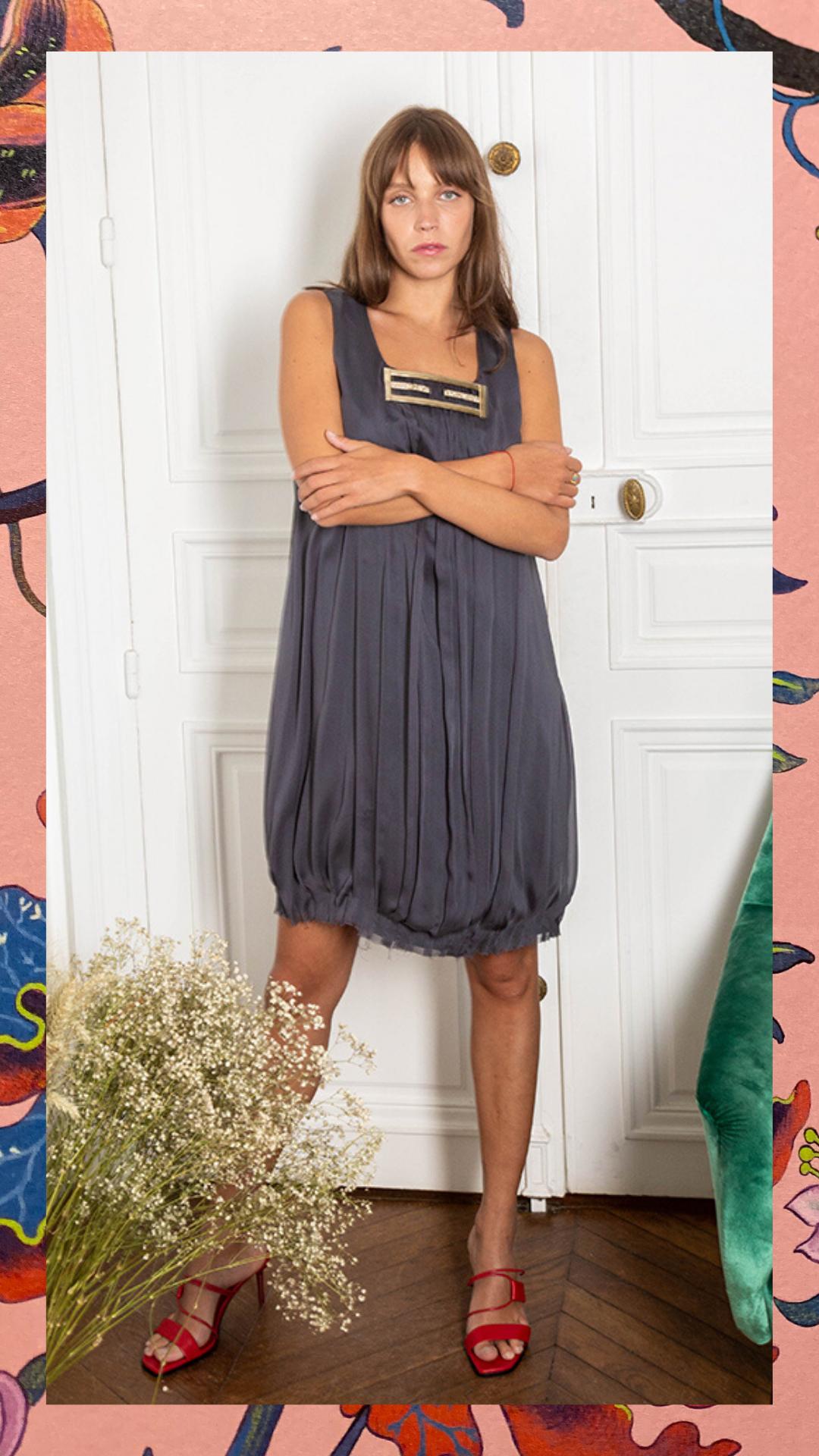 Albertta Ferretti Dress - 290€