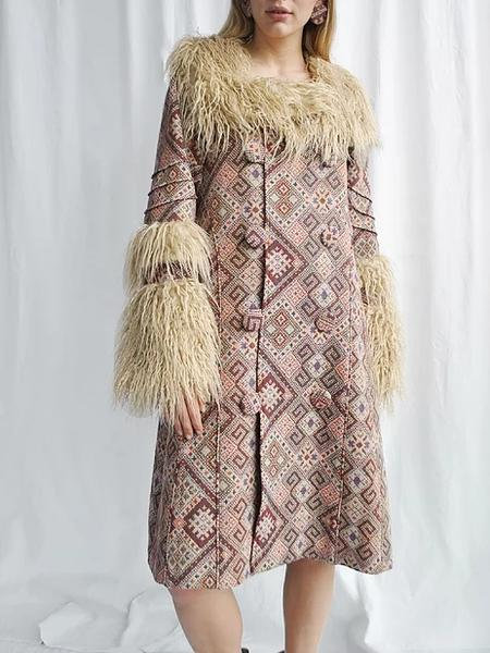 Carpet Penny Coat