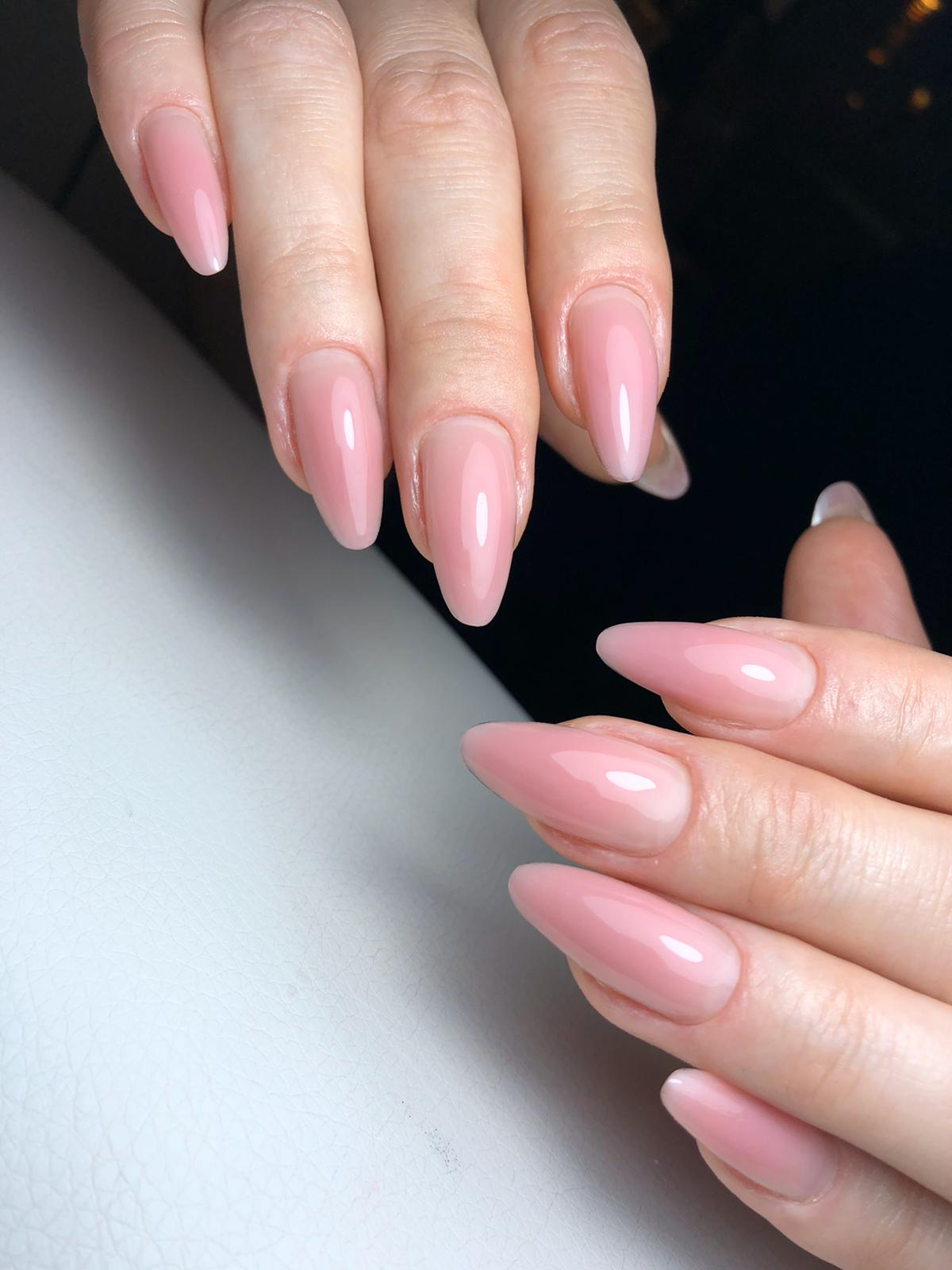 Nude Nails Le diX Concept Paris