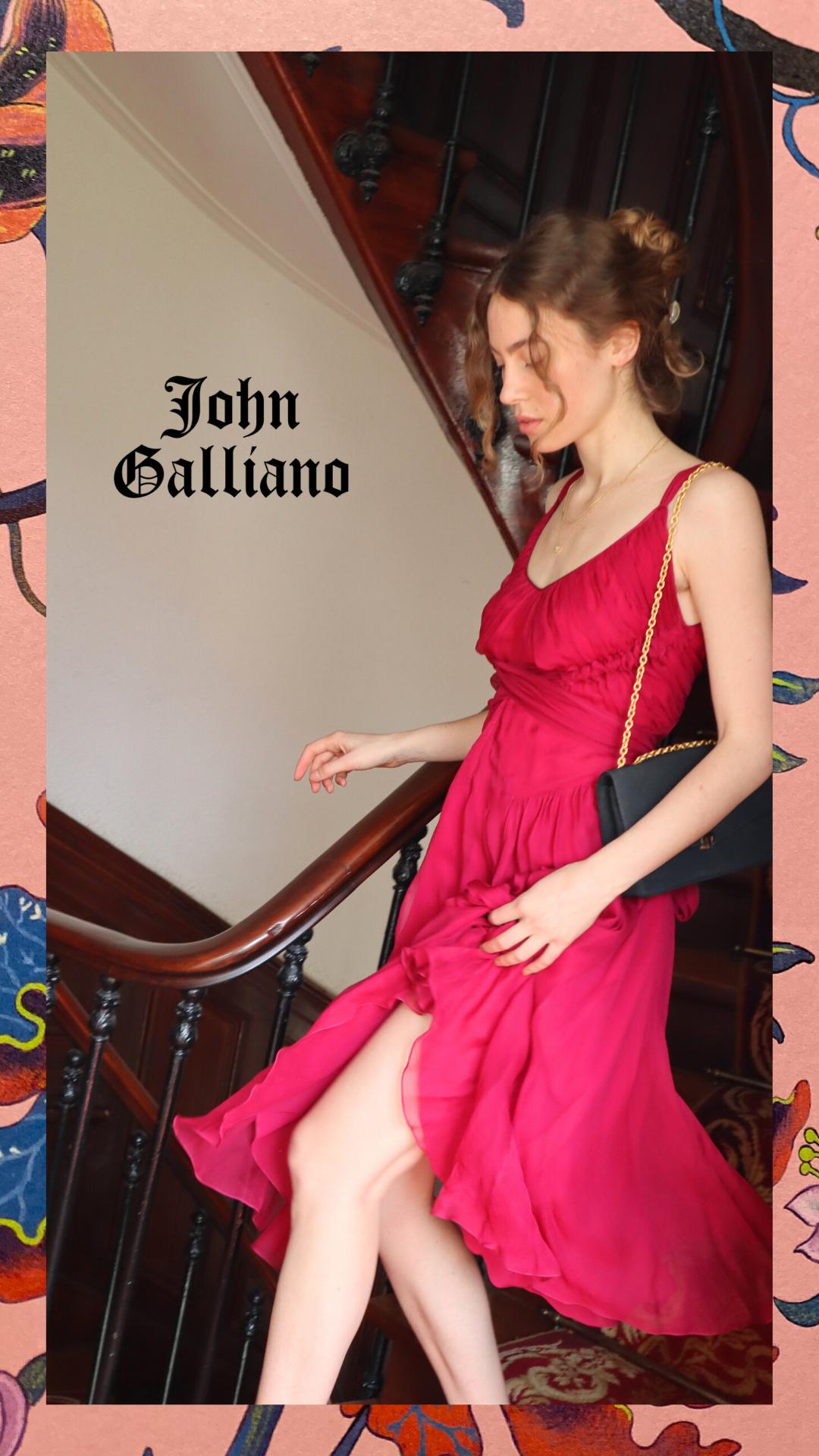 John Galliano Dress - 590€