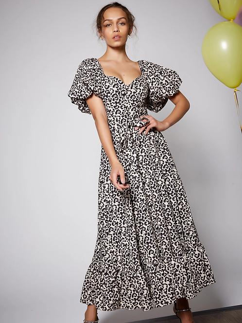 Quickstep Maxi Dress