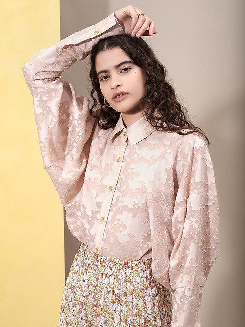 Soft Frame Seamed Shirt