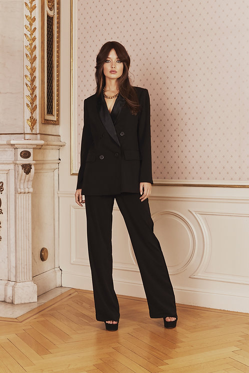 Celia Tuxedo Trousers
