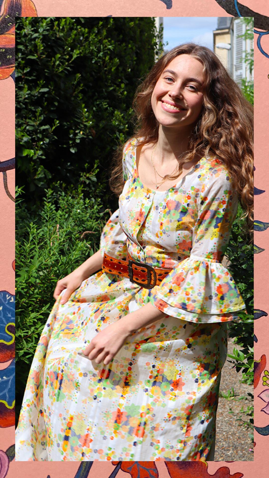 Flora Dress - 180€