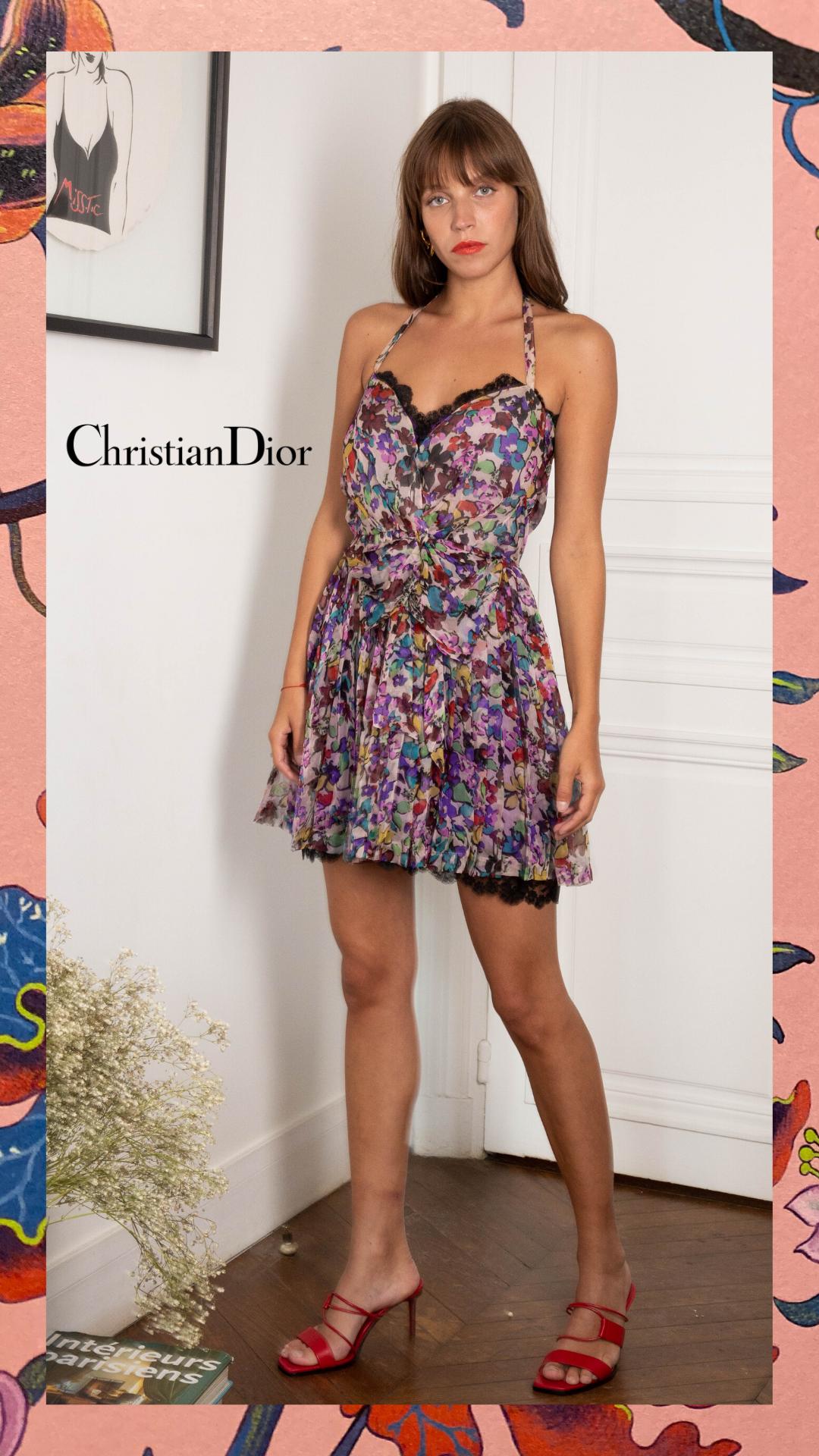Christian Dior Dress - 450€