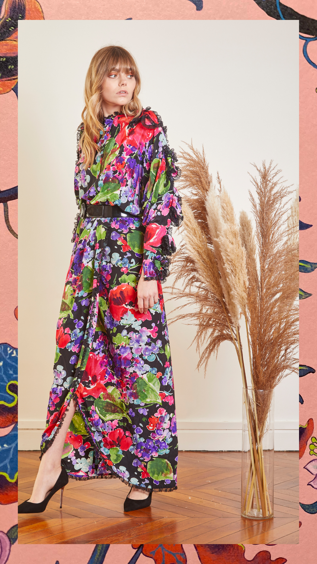 Isa Dress - 450€