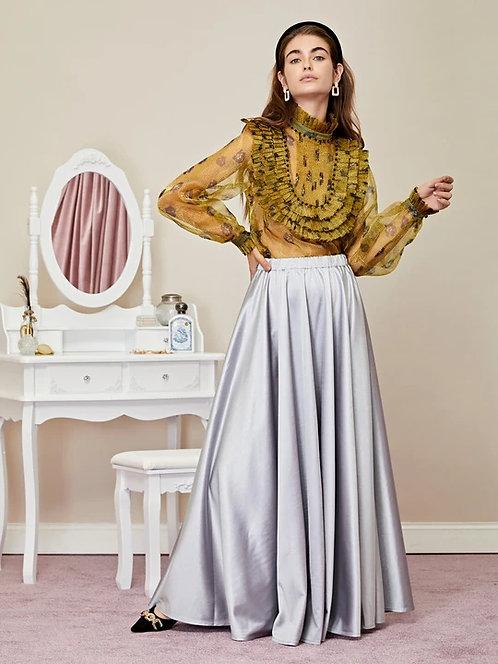 Melody Maxi Circle Skirt