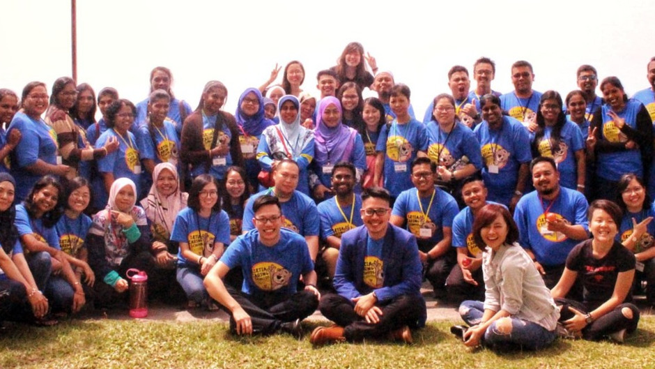 Setia Foundation - SCSP Teachers' Teambuilding @ Port Dickson