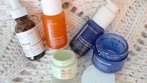My Skin Care Empties