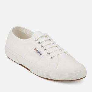 Superga White Shoes