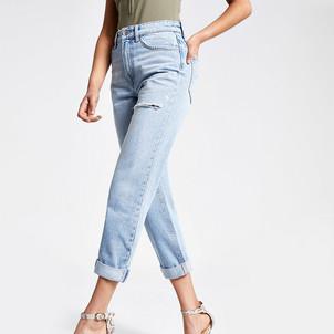 Cheap Summer Light Blue Jeans