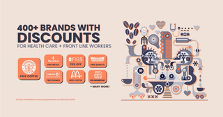 400 Discounts For Health Care And Front Line Workers Covid 19