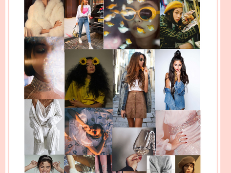 Get Into The Mood Board