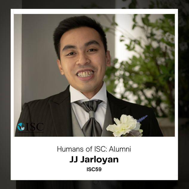 💐 Interview with our alumnus, JJ! 💐