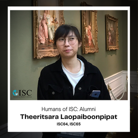 🌸 Interview with our alumna, Theeritsara! 🌸