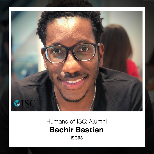 ⚜️ Interview with our alumnus, Bachir! ⚜️