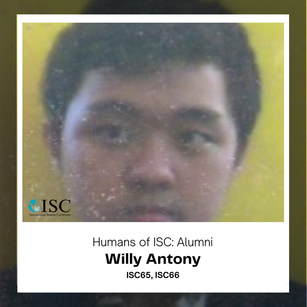👀 Interview with our alumnus, Willy! 👀