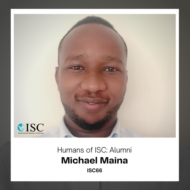 🍀 Interview with our alumnus, Michael! 🍀