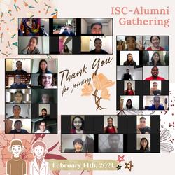 【ISC-Alumni Gathering For English-Speakers】