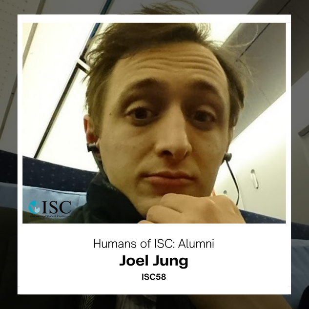 💻 Interview with our alumnus, Joel! 💻