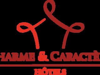 La Tissandière Hôtel rejoint Charme & Caractère HÔTELS