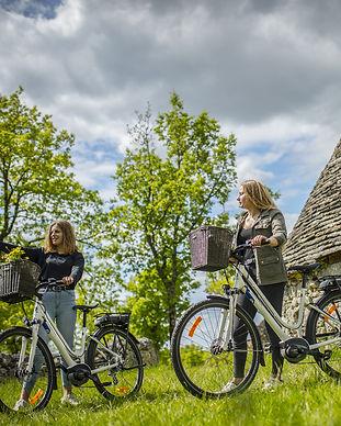 location de vélos à assistance éléctrique