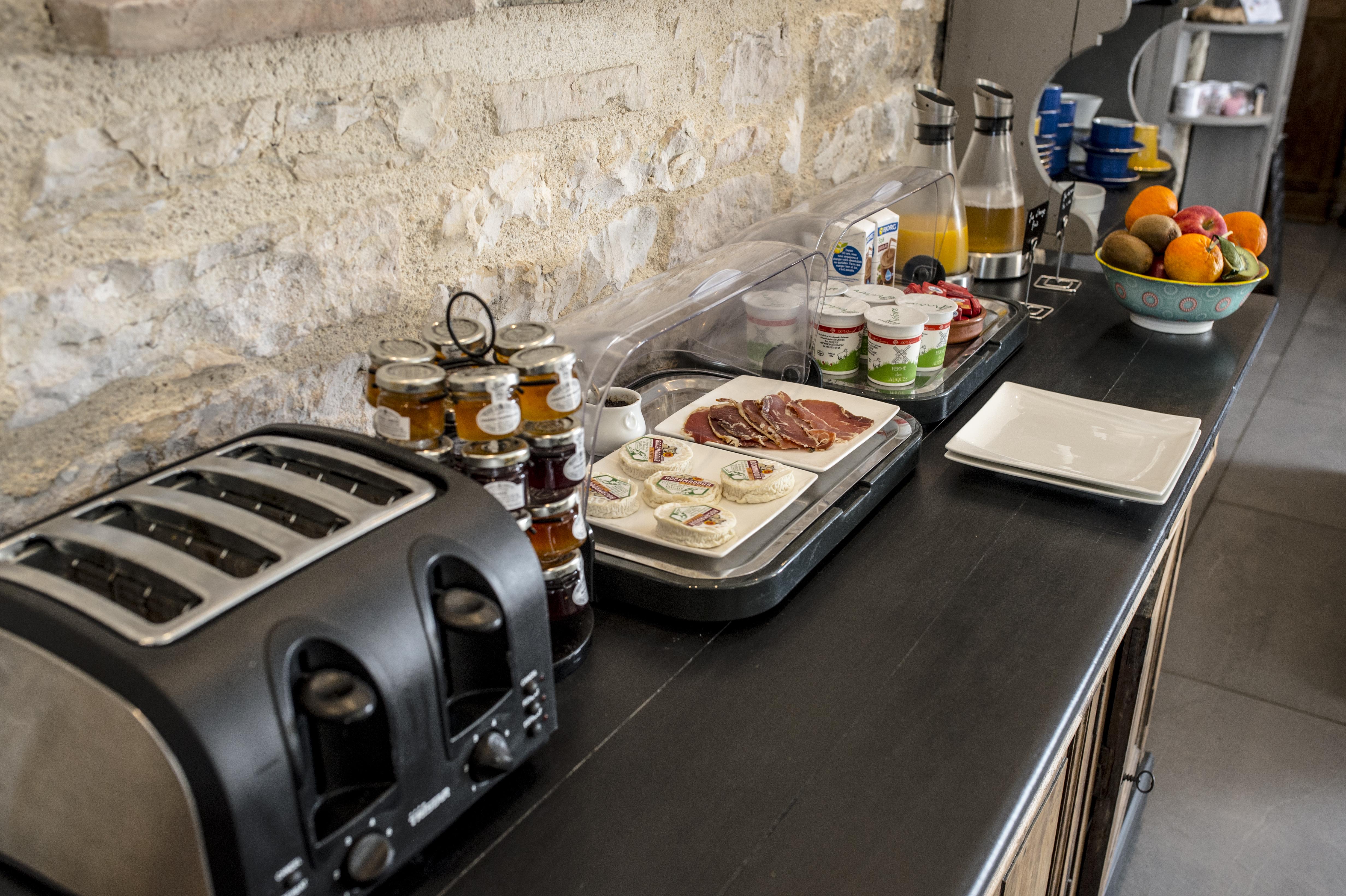 Buffet_Petit-déjeuner
